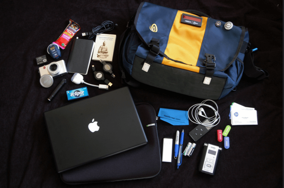 Don't Forget to Keep These Travel Gadgets