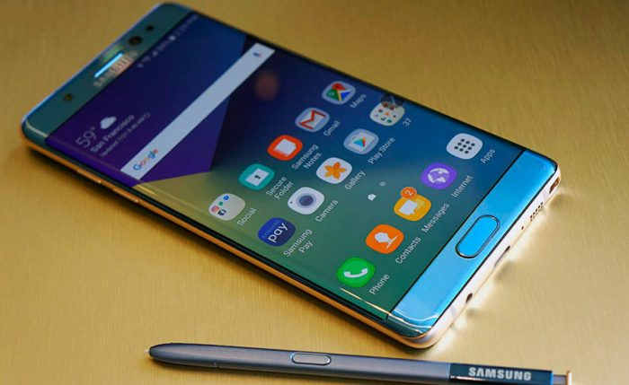 Features of Samsung Galaxy Note 9