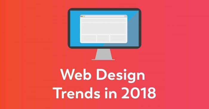 Top 6 Web Design Trends in 2018