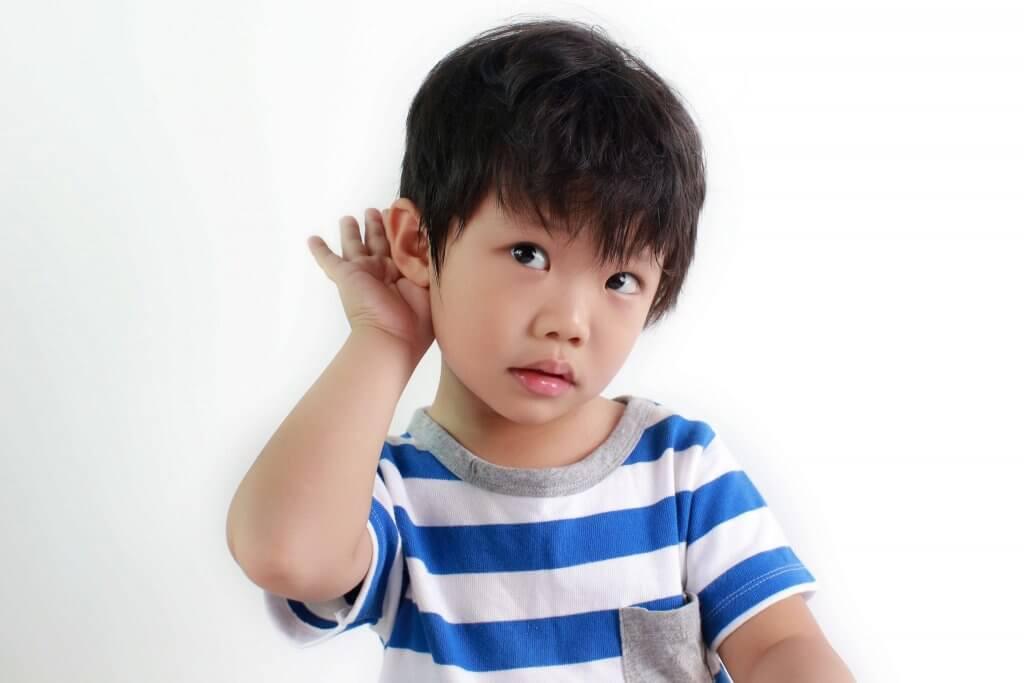 Impact of Deafness on Children's Development