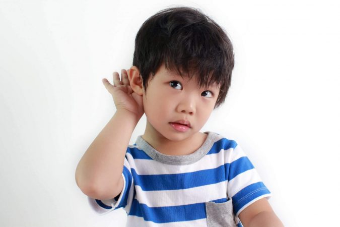 how to support a child with hearing impairment