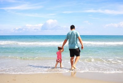 5 Tips for Surviving at the Beach With Kids