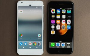 Android vs. iPhone Which Is the Best Smartphone