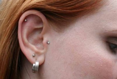 Here's a Quick Way to Solve a Problem With Infected Tragus Piercing