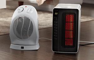 Space Heaters Regain Popularity