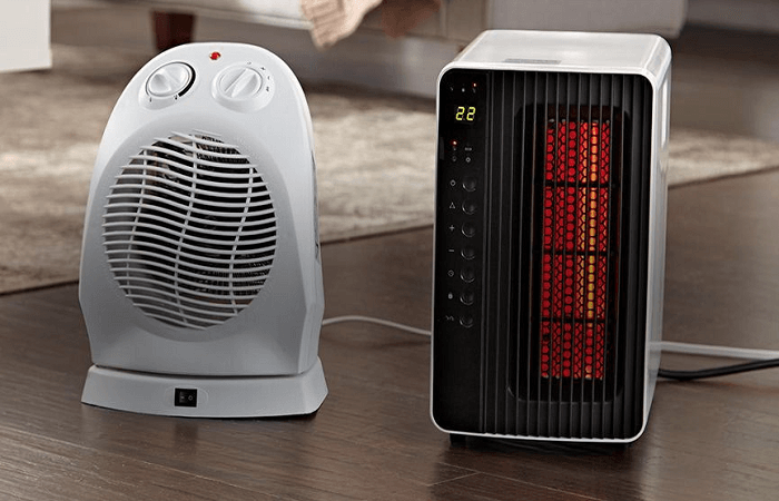 Space Heaters Regain Popularity