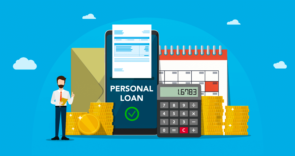 How EMI Is Calculated for a Personal Loan?