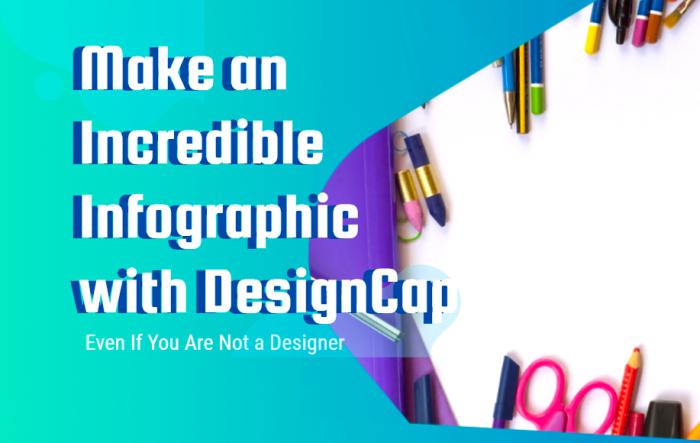 Infographic with DesignCap