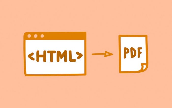 Why You Need to Convert HTML to PDF