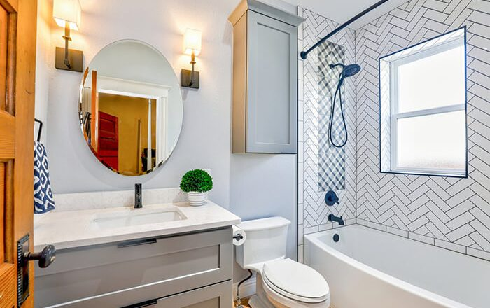 6 Easy Upgrades To Make Your Bathroom Pop
